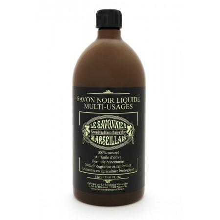 Savon noir liquide 1 litre