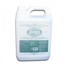 5 liter Eucalyptus Savon Noir liquid soap