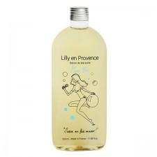 Savon de Marseille liquide Musc Blanc 350ml